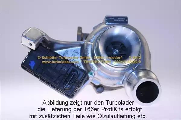 166-00685 SCHLÜTTER TURBOLADER