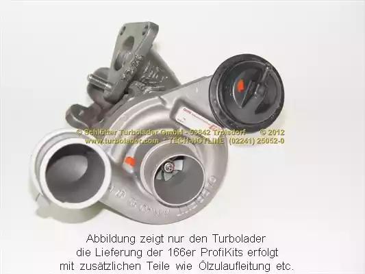 166-09060 SCHLÜTTER TURBOLADER