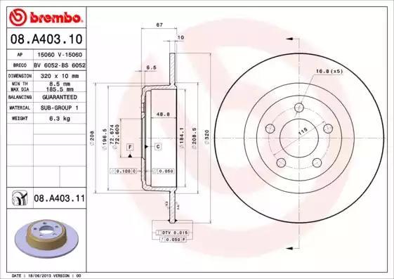BS 6052 BRECO