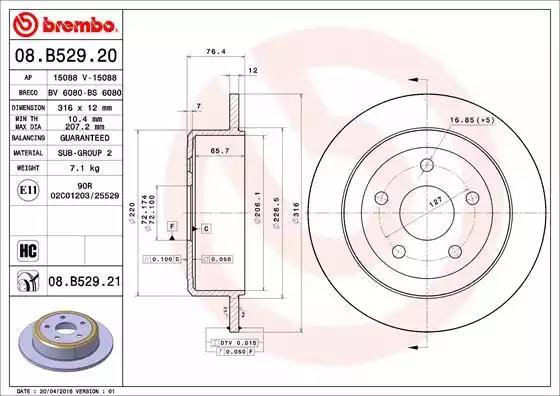 BS 6080 BRECO