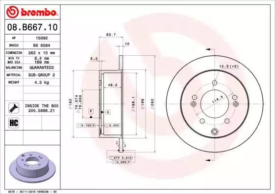 BS 6084 BRECO