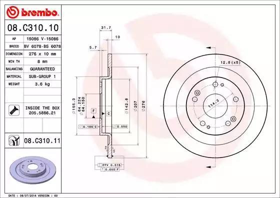 BS 6078 BRECO