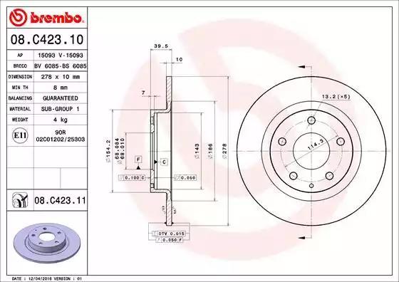 BS 6085 BRECO