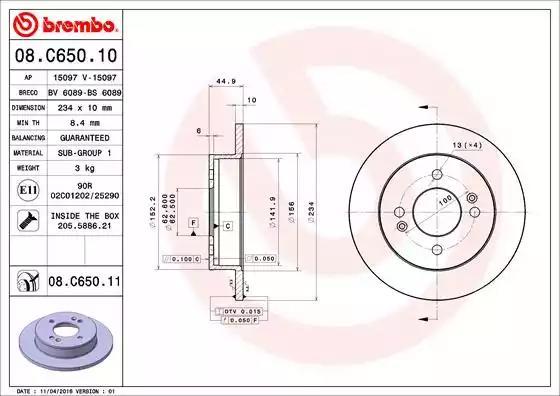 BS 6089 BRECO