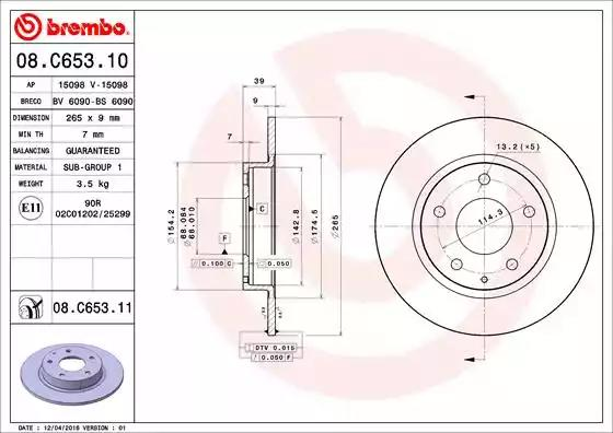 BS 6090 BRECO