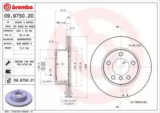 BS 9063 BRECO