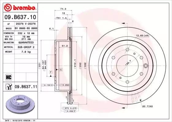 BS 8986 BRECO