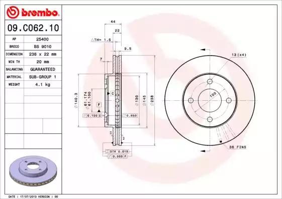 BS 9010 BRECO