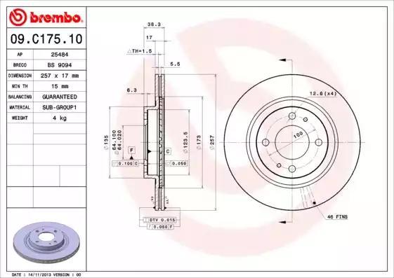 BS 9094 BRECO