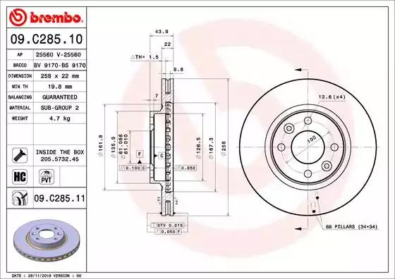 BS 9170 BRECO
