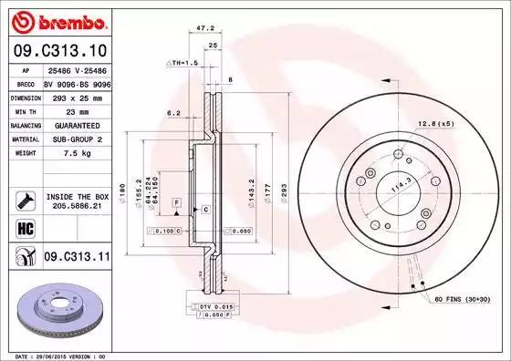 BS 9096 BRECO