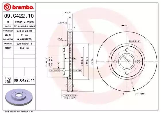 BS 9145 BRECO