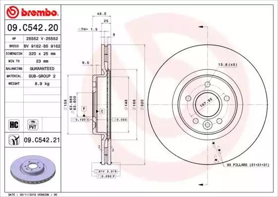 BS 9162 BRECO