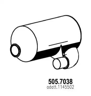 505.7038 ASSO