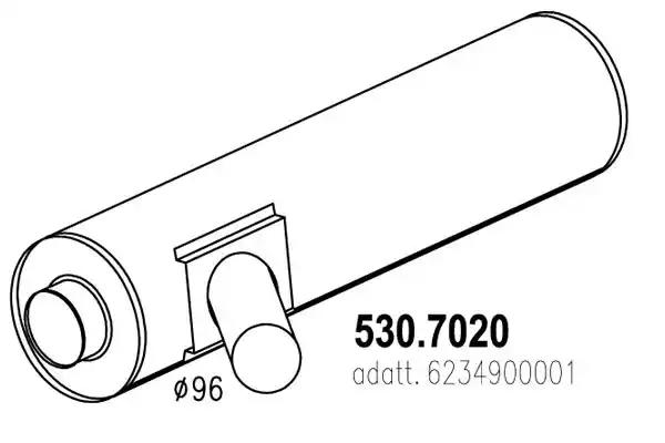 530.7020 ASSO