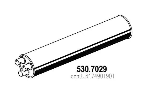 530.7029 ASSO