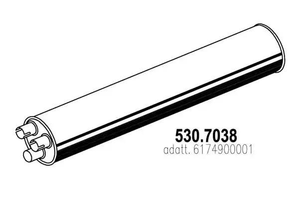 530.7038 ASSO