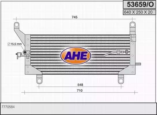 53659/O AHE