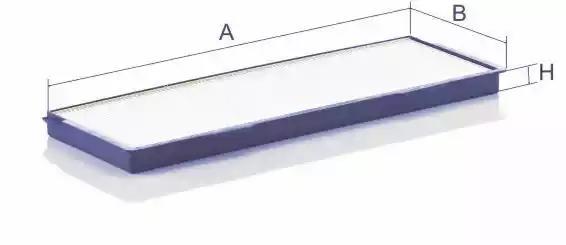 AC 3820 UNICO FILTER