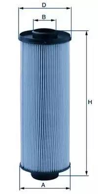 EFP 7230 x UNICO FILTER