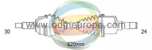18-091641 ODM-MULTIPARTS