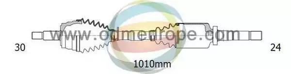 18-092641 ODM-MULTIPARTS