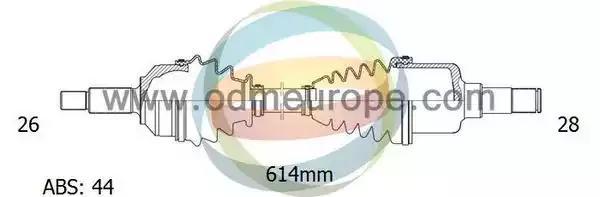 18-121041 ODM-MULTIPARTS