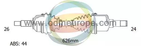 18-121051 ODM-MULTIPARTS