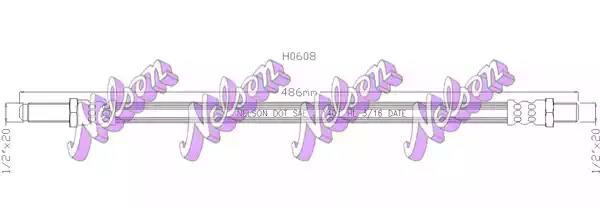 H0608 BROVEX-NELSON