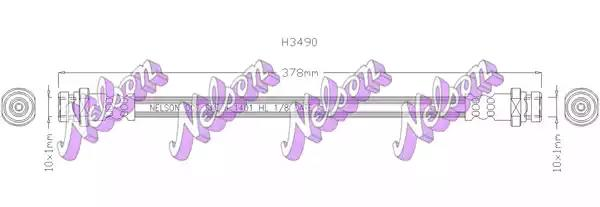 H3490 BROVEX-NELSON