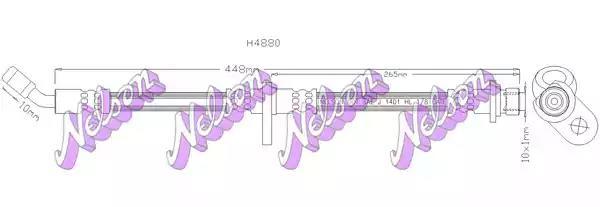 H4880 BROVEX-NELSON