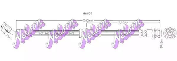 H6000 BROVEX-NELSON