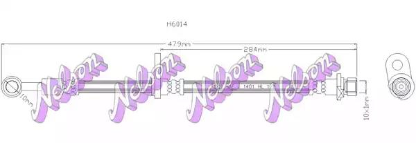 H6014 BROVEX-NELSON