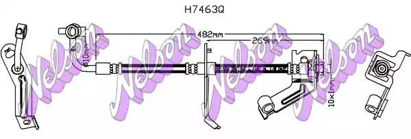 H7463Q BROVEX-NELSON