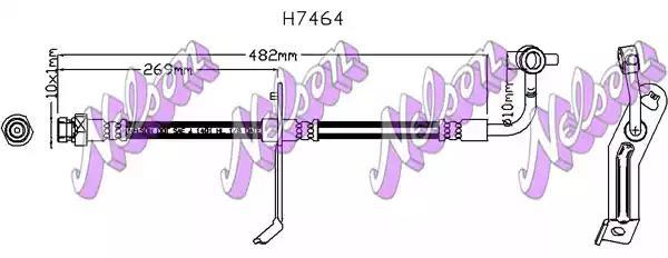 H7464 BROVEX-NELSON