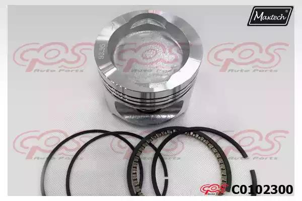 C0102300 MAXTECH