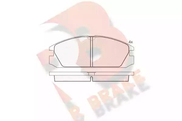 RB0749 R BRAKE