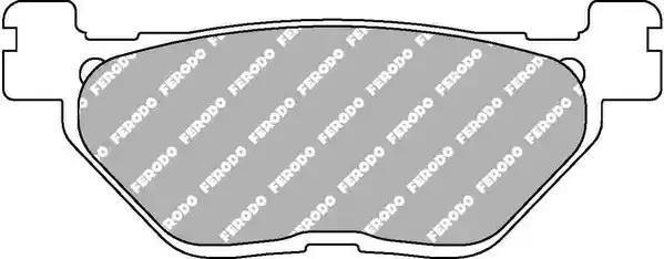 FDB2126P FERODO RACING