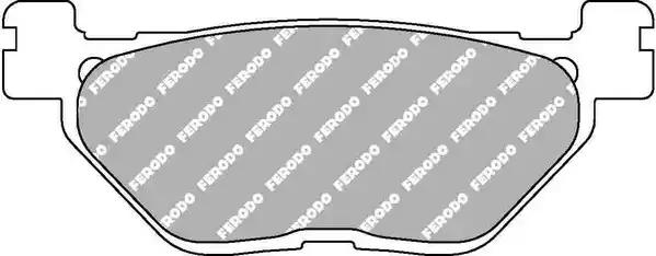 FDB2156P FERODO RACING