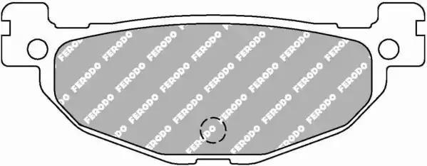 FDB2200P FERODO RACING